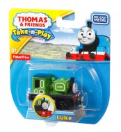 TAKE-N-PLAY TRENINO THOMAS , LUKE DI FISHER-PRICE CCJ89- R8846