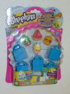 SHOPKINS BLISTER 5 SHOPKINS 4 SERIE 56003