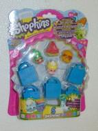 SHOPKINS BLISTER 5 SHOPKINS 4 SERIE 56003