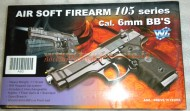 AIR SOFT MODELLO FIREARM SERIES 105