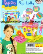 Novità Gig  Dolce Party - Pop Lolly di  Peppa Pig per creare colorati ghiaccioli  NCR02274
