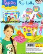 Novità Gig  Dolce Party - Pop Lolly di  Peppa Pig per creare colorati ghiaccioli  NCR02274