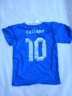 !!! Novità !!! Nuova Maglia di Cassano n 10 Ufficiale Italia Europei