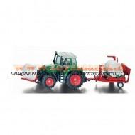 Siku Modellino Fendt 412 Vario Tractor cod 3861 fuori produzione