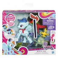 My Little Pony articolato con accessorio -  Rainbow Dash B5676-B3602 di Hasbro