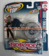 !!! HASBRO !!! Beyblade Metal Fusion Electronic TOP Lightning L-Drago 12 19498