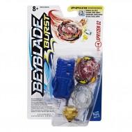 Beyblade - Burst Trottola con Lanciatore Spryzen S2  di Hasbro B9488-B9486