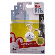The Secret Life Of Pets PERSONAGGIO SNOWBALL IN BLISTER PERSONAGGIO CON TESTA SNODATA