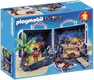Playmobil 5347 - Isola del Tesoro Portatile, Limited Edition