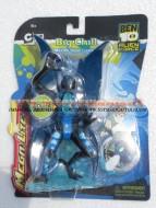 BEN 10 Alien Personaggio Big Chill Luminoso giocattoli , toys , BRINQUEDOS ,JUGUETES , JOUETS