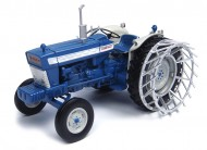 UNIVERSAL HOBBIES Ford 5000 con ruote gabbie posteriori UH 4879 SCALA 1/32