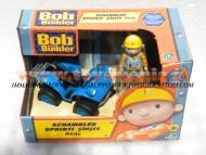 GIG !!! BOB THE BUILDER!!!! , BOB AGGIUSTATUTTO SCRAMBLER IL QUAD , SPRINTI ,SIMSEK , AKNC , toys , BRINQUEDOS ,JUGUETES , JOUETS , giocattoli COD 470632