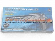 Pistola a molla modello giocattolo economico 208-1E