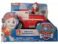 Spinmaster - Paw Patrol Marshall ed Il Suo Veicolo 6022627 NUOVA SERIE