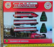 Teorema treno a pila Euro Exspress