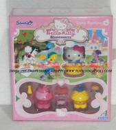 !!!! HELLO KITTY !!! FAIRY BOUTIQUE ,PERSONAGGI CON VESTITI E ACCESSORI MODELLO HELLO KITTY BIANCANEVE COD 86213
