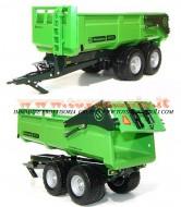 ROS-AGRITEK  ARTICOLO: ROS-AGRITEK 60206  SCALA:1/32 TIPO: RIMORCHIO CARRO 2 ASSI MIEDEMA