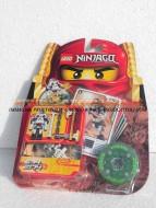 LEGO NINJAGO PERSONAGGIO KRUNCHA 2174 !