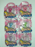 NEW!!!!SAILOR MOON OFFERTA  6 ANELLINI , NEW  SAILOR MOON'S  LITTLE RINGS  TOYS