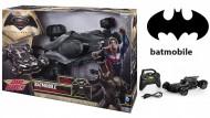 Air Hogs 6026063 - Veicolo Radiocomando Batmobile