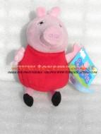!!!! Peluche Peppa Pig !!!! PUPAZZO PELUCHE PEPPA PIG ALTEZZA CIRCA 23 CM COD 345/152 toys , BRINQUEDOS ,JUGUETES , JOUETS , giocattoli