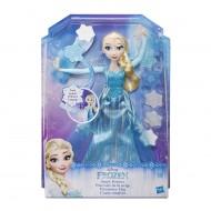 Disney Frozen - Elsa Lancia Cristalli Di Ghiaccio di Hasbro B9204