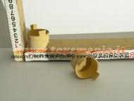 mastello in legno realizzato a mano per presepe da rifinire cod 505