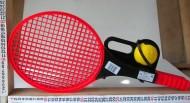 Giocattolo Racchette da tennis da spiaggia in plastica