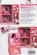 HELLO KITTY !!!! NOVITA' CASA MAKE UP LA CASA DI HELLO KITTY !!! COD 470334