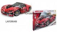 Meccano 6032900 - Set Costruzioni Ferrari Laferrari