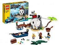 L'isola del tesoro 70411 di LEGO Pirates