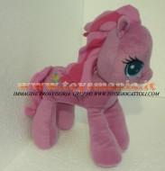 PELUCHE MY LITTLE PONY Pinkie Pie PELUCHE FUXIA MIO MINI PONI HASBRO CM 32 CIRCA