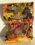 GORMITI POPOLO DEL  VULCANO , TRIBO DO VULCAO PERSONAGGIO SCEVEN NCR 02625 toys , BRINQUEDOS ,JUGUETES , JOUETS , giocattoli