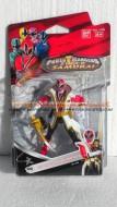 !!!! NOVITA' 2012 POWER RANGER !!!!!  NUOVI POWER RANGERS Super SAMURAI personaggio rosso ,fuoco  ,10 CM COD 69003
