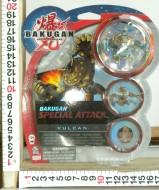 GIOCHI PREZIOSI Bakugan special attack ass.2 VULCAN
