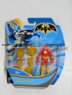 MATTEL SERIE BATMAN PERSONAGGIO THE FLASH BHC66 BHC7
