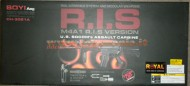 ARMI SOFT AIR r.i.s. version boy aeg  M4A1  CH 3081 A automatica electrig gun