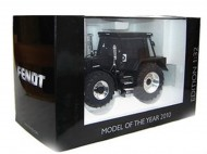 Schuco 7661BE Fendt 626 Black Chrome Edition 1/32