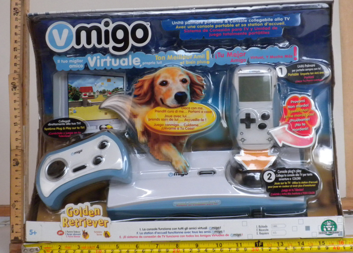 Giochi preziosi vmigo virtuale toys mania giocattoli for Gioco arredare casa virtuale