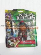 Nuovi personaggi tartarughe ninja tratto dal film in uscita a Settembre ! Personaggio Raffaello cm 10 ninja turtles cod. 90850 Giochi Preziosi