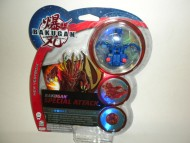 BAKUGAN SPECIAL ATTAK ULTRA TURBINE DRAGONOID  COD 8263