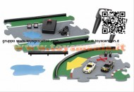 SIKU MACCHINE DA CORSA COMPLETE DI TUTTO E VALIGIA Siku Racing 6810 GT Challenge Complete-Set 1/43