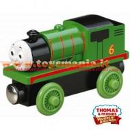 !!!TRENINO THOMAS GIOCATTOLI !!!!Thomas and Friends personaggio Percy the small engine in Legno COD Y4082