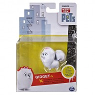 The Secret Life Of Pets PERSONAGGIO GIDGET IN BLISTER PERSONAGGIO CON TESTA SNODATA