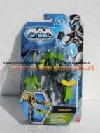 Max Steel Ms Spider Claw Toxzon di Max Steel - Mattel Y9510 -