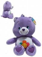 Armoniorsa 24/30cm orsetta Orso Viola Soffice Peluche Gli orsetti del cuore Care Bears