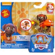 Paw Patrol Hero Action Pup-Fu Zuma 6026592 di Spin Master