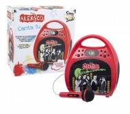 Giochi Preziosi - Alex & Co Macchina Karaoke Canta Tu Portatile con Microfono  ALE 00000