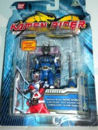 NOVITA' ITALIA 2010!!! KAMEN RIDER DRAGON KNIGHT : PERSONAGGIO WING KNIGHT  COD. GPZ 33901