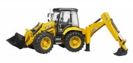 BRUDER  JCB 5CX  Escavatore  02454